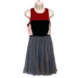 Greylin Anthropologie Dress Size Small Sleeveless
